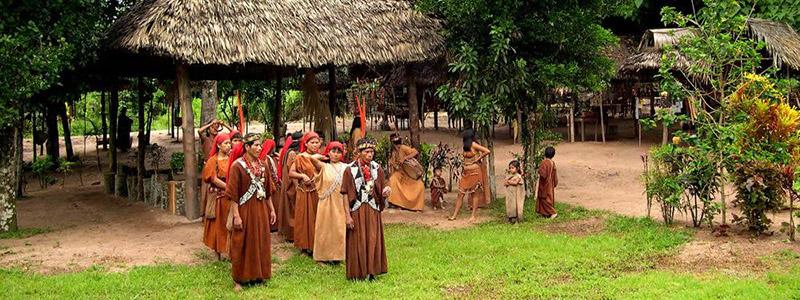 Comunidad Nativa de Pampamichi