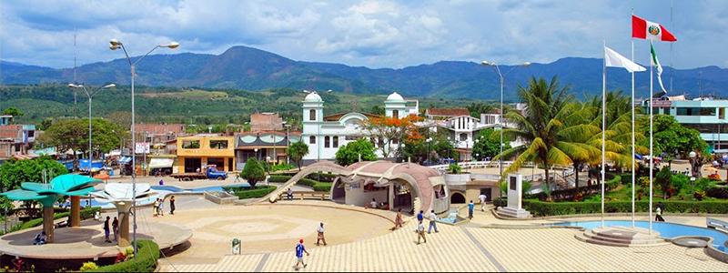 Parque de San Martín de Pangoa